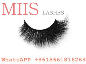 Top selling 3d mink lashes with eyelash box