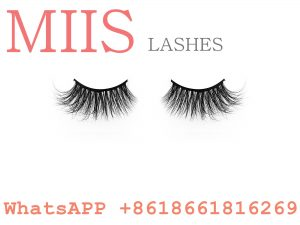 own brand mink strip lashes