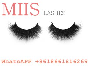 mink eyelash factory
