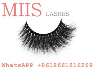 3d mink fur strip lashes