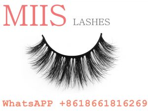 100% quality false eyelash